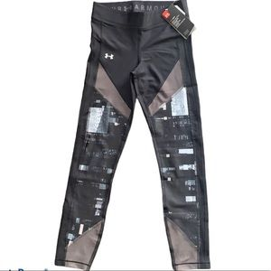 Under Armour Heat Gear Compression Tights NWT